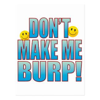 Make Burp Life B Postcard