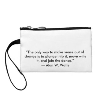 Make Cents, Join the Dance Coin Purse