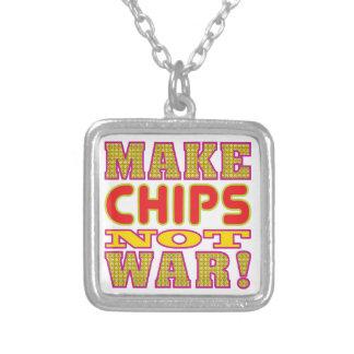 Make Chips Jewelry