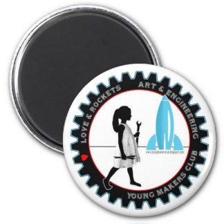 Make Club Logo Magnets