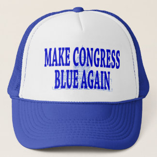 Make Congress Blue Again Cap