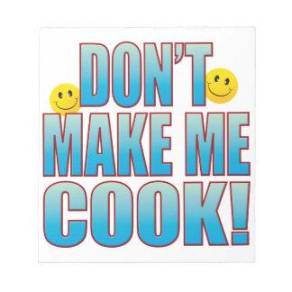 Make Cook Life B Notepad
