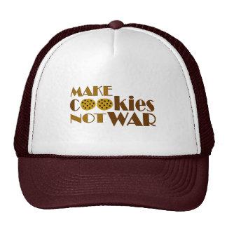 Make Cookies Not War Trucker Hat