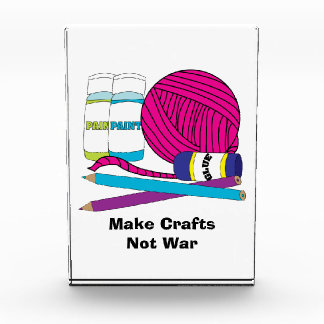 Make Crafts Acrylic Award