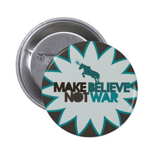 Make cree no guerra pins