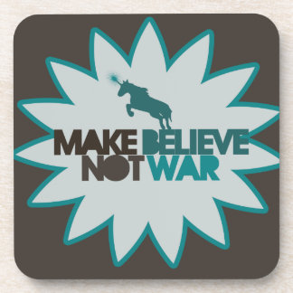 Make cree no guerra posavasos