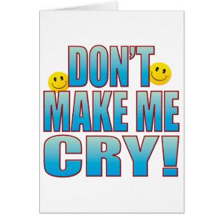 Make Cry Life B Card