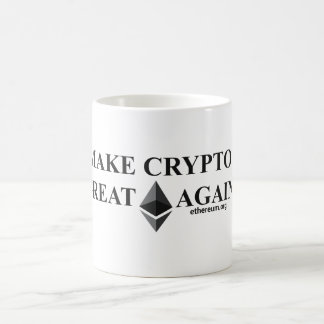 Make Crypto Great Ether Mug