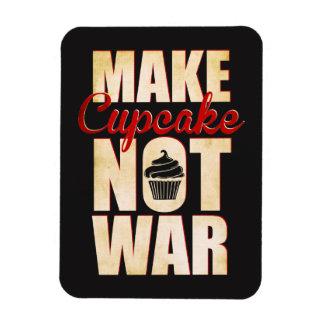 Make cupcake not war magnet