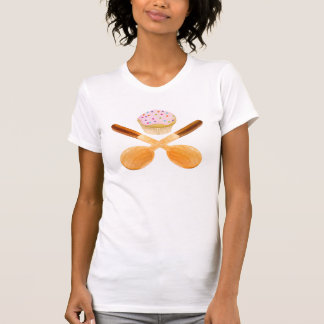 make cupcakes not chores tshirt
