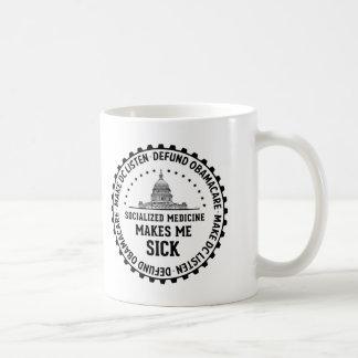 Make DC Listen Coffee Mug