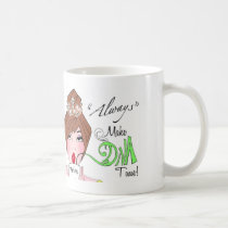 """Make Diva Time"" / Support Mental Health Awareness Coffee Mug"