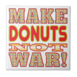 Make Donuts v2b Ceramic Tiles