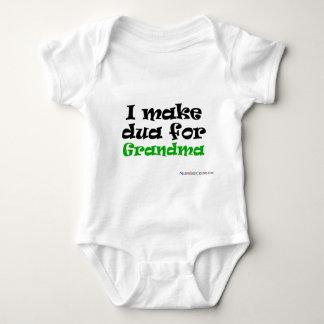 Make Dua for Grandma Baby Bodysuit