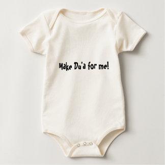 Make Du'a for me! Baby Bodysuit