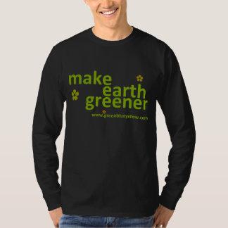 make earth greener basics T-Shirt
