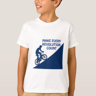 Make every revolution count T-Shirt