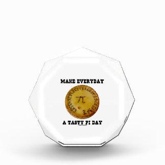 Make Everyday A Tasty Pi Day (Pi On Baked Pie) Award