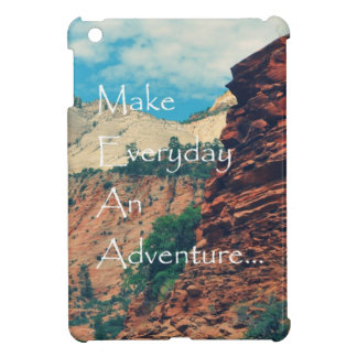 Make Everyday An Adventure iPad Mini Cover