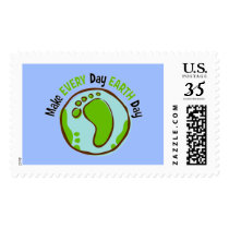 Make Everyday Earth Day Postage