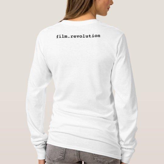 make.films.not.war. T-Shirt