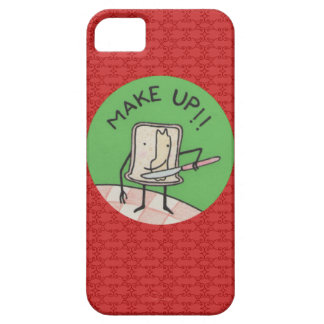 make founds iphone up iPhone SE/5/5s case