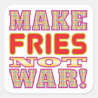 Make Fries v2 Sticker