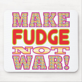 Make Fudge v2 Mouse Pad