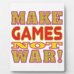 Make Games Photo Plaque