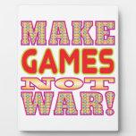 Make Games v2 Display Plaques