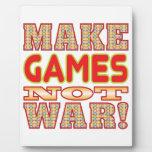 Make Games v2b Display Plaque