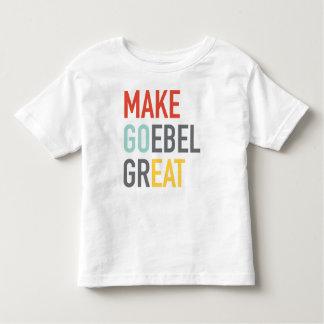 Make Go Eat Toddler T-Shirt