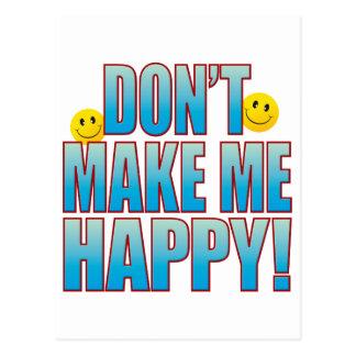Make Happy Life B Postcard