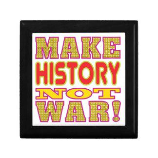 Make History Keepsake Box