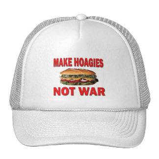 MAKE HOAGIES NOT WAR TRUCKER HAT