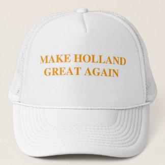 Make Holland Great Again Cap/Hat Trucker Hat