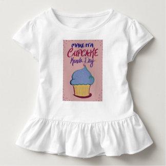 Make it a Cupcake Kinda Day: Toddler Tee! Toddler T-shirt