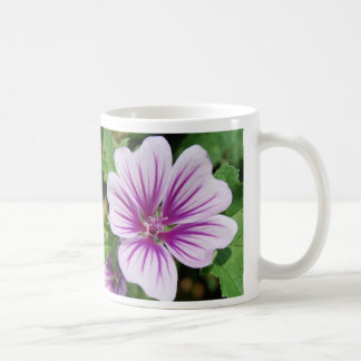 Make It a Great Day Purple Flower Mug