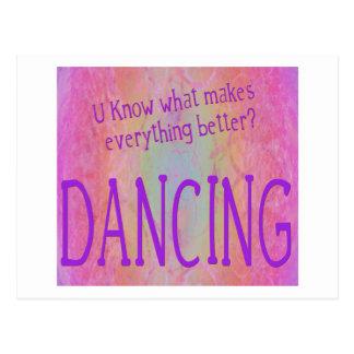 Make it all better - DANCE Postcards