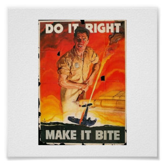 Make it Bite! Poster