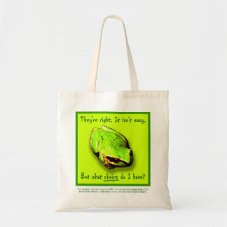 Make it easier to be green bags