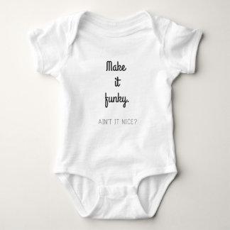 Make it Funky Tee Shirt