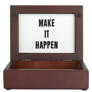 Make-It-Happen-Motivational-Quote-Pos-20in-OL_1d.p Memory Box