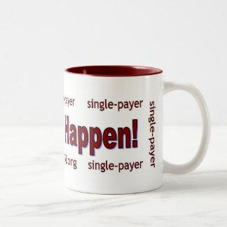 Make It Happen Coffee Mug