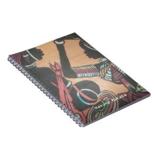 Make it Kenyan African Safari Notebook