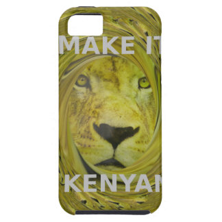 Make it Kenyan iPhone SE/5/5s Case