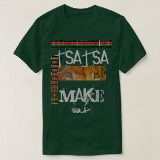 Make it Kenyan Sasa T-Shirt
