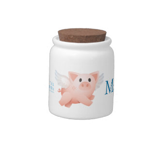 Make it Possible cookie jar Candy Jar