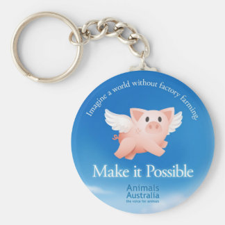 Make it Possible keychain basic