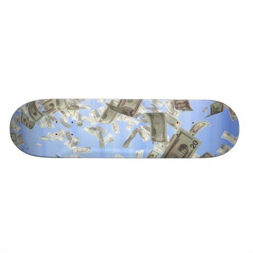 Make it rain board. skate board